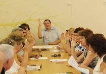 Барвихинский избирком получил новые рекомендации, но в закрытом режиме