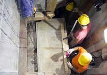 Учёные впервые за 500 лет заглянули под плиту Гроба Господня