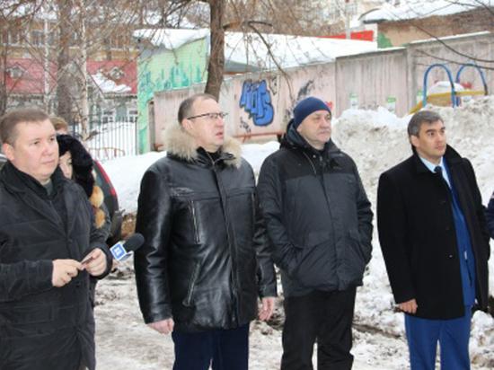 В Перми началась подготовка  к масштабному дорожному сезону