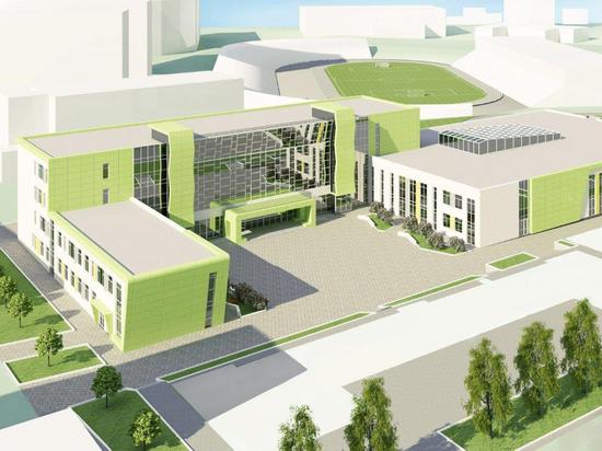 В Перми начинается строительство двух новых корпусов школ