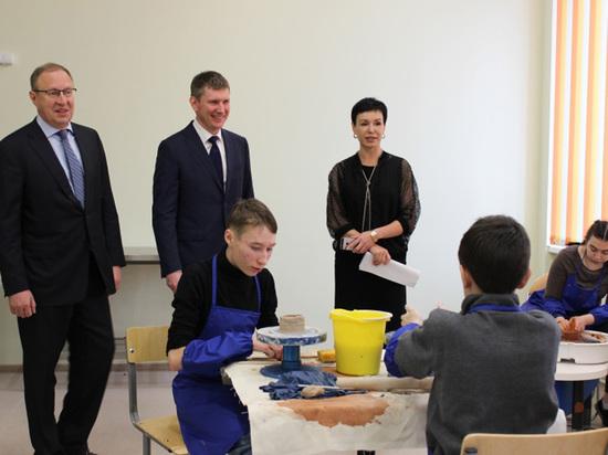 Подписаны первые соглашения  о сотрудничестве между предприятиями Перми и школьниками