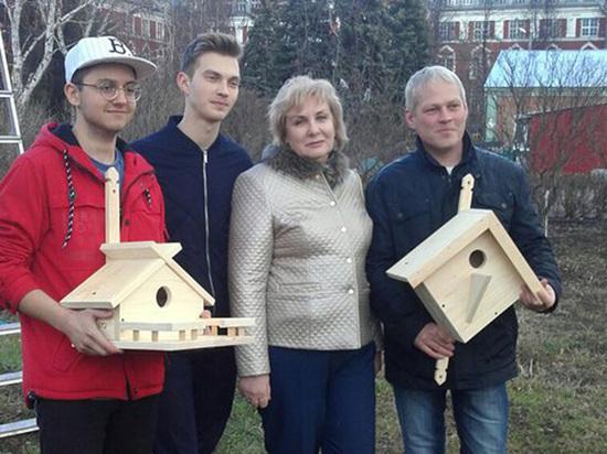 В ботаническом саду ПГНИУ прошла всероссийская акция для выпускников школ