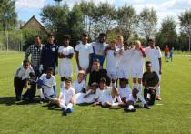 Юные футболисты  из Оксфорда познакомились  с пермскими сверстниками