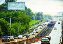 В Перми отремонтировано более полумиллиона квадратных метров дорожного полотна