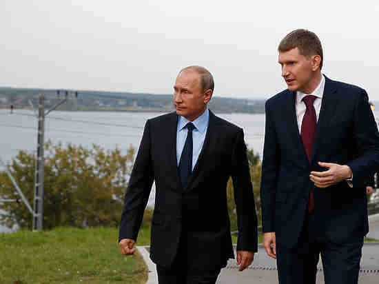 Масштабные планы одобрены: Президент Владимир Путин провел рабочую встречу с Максимом Решетниковым