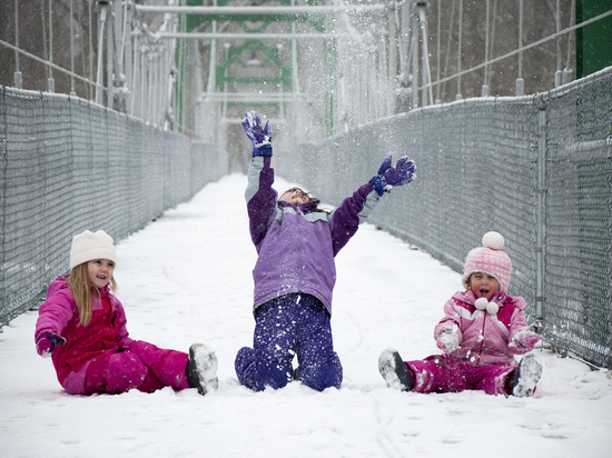 Роскачество, завершив исследование детских зимних костюмов, составило список подходящих именно для Пермской области
