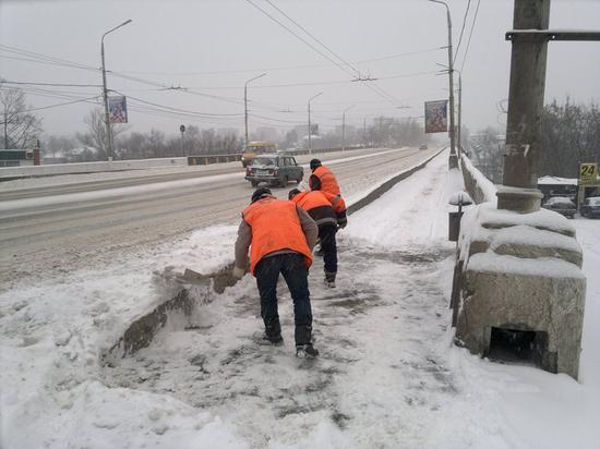 Как в Перми должны чистить дороги от снега?