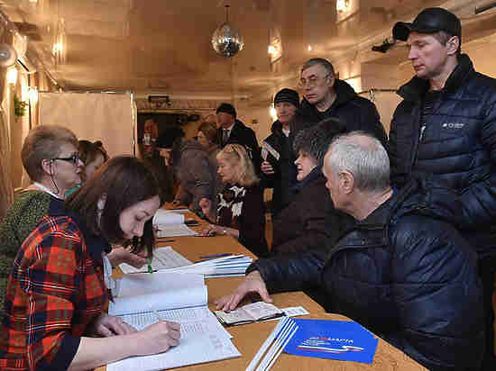Порасполагаемым данным явка навыборах вПермском крае превысила 66%